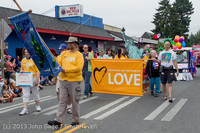 6003 Vashon Strawberry Festival Grand Parade 2013 072013