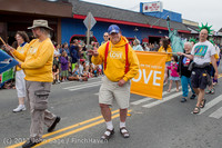 6006 Vashon Strawberry Festival Grand Parade 2013 072013