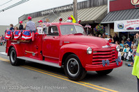 6030 Vashon Strawberry Festival Grand Parade 2013 072013