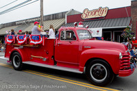 6033 Vashon Strawberry Festival Grand Parade 2013 072013