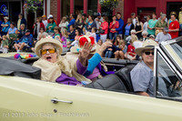 6057 Vashon Strawberry Festival Grand Parade 2013 072013
