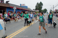 6071 Vashon Strawberry Festival Grand Parade 2013 072013