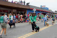 6074 Vashon Strawberry Festival Grand Parade 2013 072013