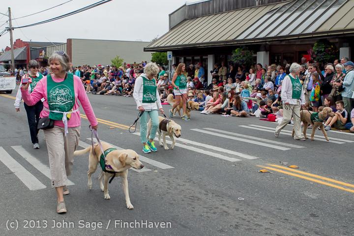 6092 Vashon Strawberry Festival Grand Parade 2013 072013