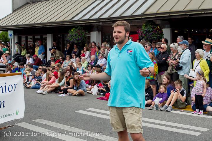 6104 Vashon Strawberry Festival Grand Parade 2013 072013