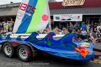 6114 Vashon Strawberry Festival Grand Parade 2013 072013