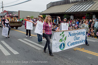 6116 Vashon Strawberry Festival Grand Parade 2013 072013