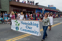 6117 Vashon Strawberry Festival Grand Parade 2013 072013
