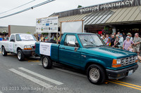 6140 Vashon Strawberry Festival Grand Parade 2013 072013