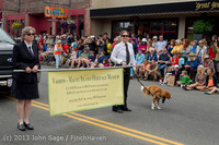 6225 Vashon Strawberry Festival Grand Parade 2013 072013