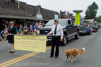 6226 Vashon Strawberry Festival Grand Parade 2013 072013