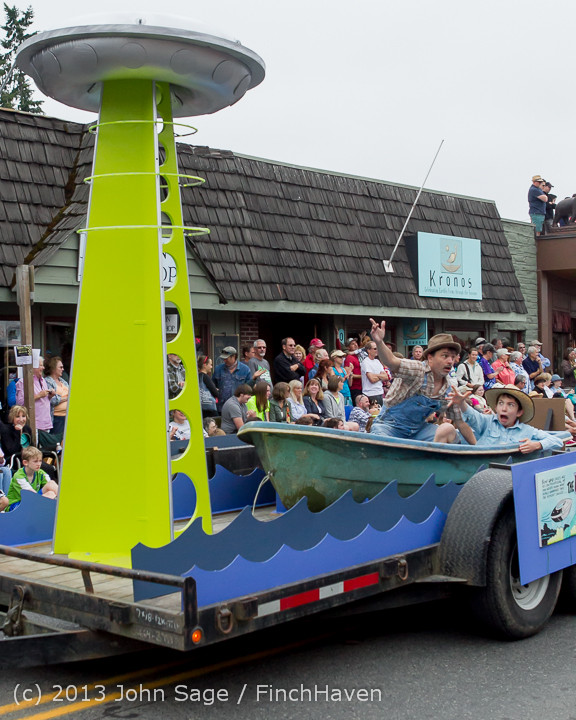 6232 Vashon Strawberry Festival Grand Parade 2013 072013