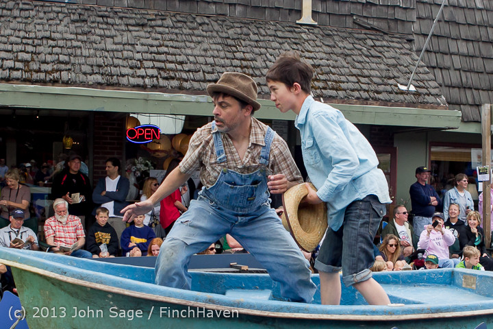 6239 Vashon Strawberry Festival Grand Parade 2013 072013