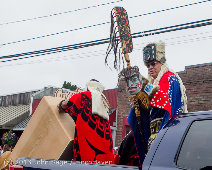 6253 Vashon Strawberry Festival Grand Parade 2013 072013