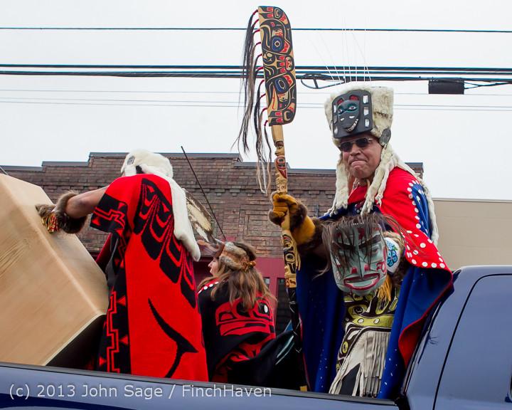 6256 Vashon Strawberry Festival Grand Parade 2013 072013