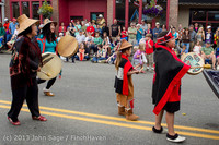 6261 Vashon Strawberry Festival Grand Parade 2013 072013