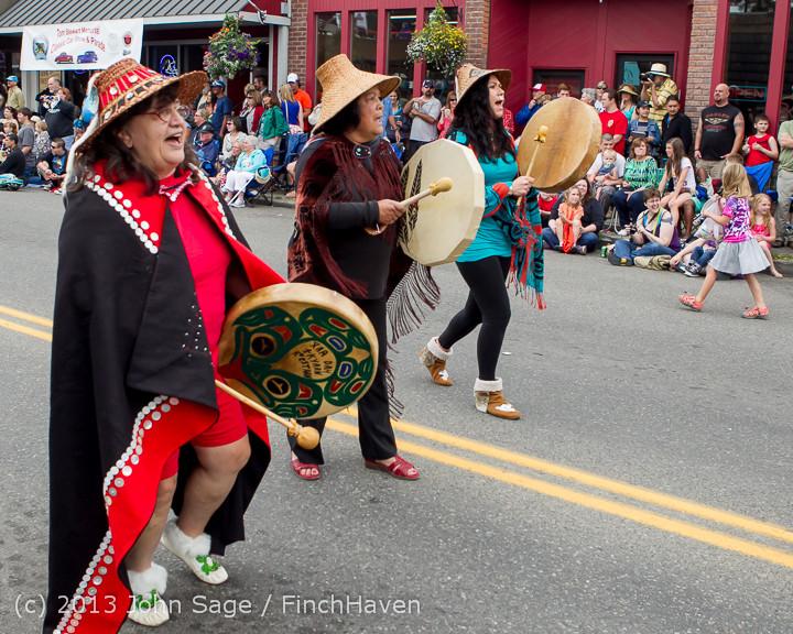 6262 Vashon Strawberry Festival Grand Parade 2013 072013
