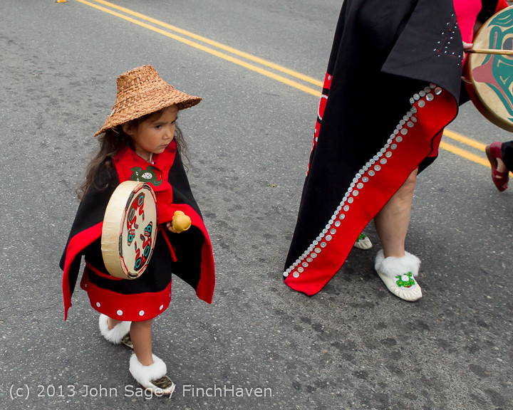 6263 Vashon Strawberry Festival Grand Parade 2013 072013