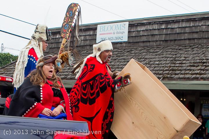 6269 Vashon Strawberry Festival Grand Parade 2013 072013