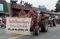 6274 Vashon Strawberry Festival Grand Parade 2013 072013
