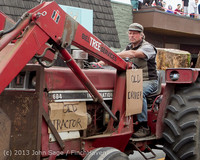 6277 Vashon Strawberry Festival Grand Parade 2013 072013