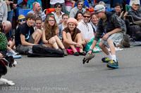6285 Vashon Strawberry Festival Grand Parade 2013 072013