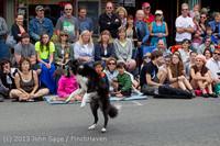 6288 Vashon Strawberry Festival Grand Parade 2013 072013