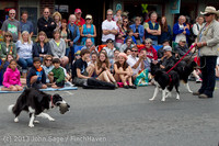 6289 Vashon Strawberry Festival Grand Parade 2013 072013