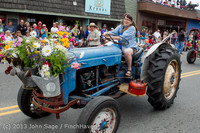 6291 Vashon Strawberry Festival Grand Parade 2013 072013