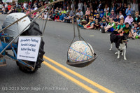 6298 Vashon Strawberry Festival Grand Parade 2013 072013