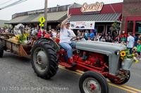 6305 Vashon Strawberry Festival Grand Parade 2013 072013