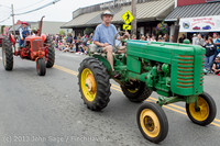 6316 Vashon Strawberry Festival Grand Parade 2013 072013