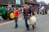 6320 Vashon Strawberry Festival Grand Parade 2013 072013