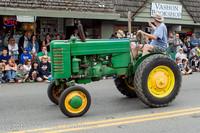 6323 Vashon Strawberry Festival Grand Parade 2013 072013