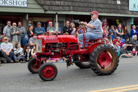 6331 Vashon Strawberry Festival Grand Parade 2013 072013
