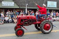 6333 Vashon Strawberry Festival Grand Parade 2013 072013