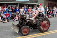 6336 Vashon Strawberry Festival Grand Parade 2013 072013