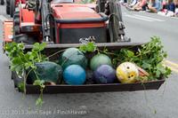 6347 Vashon Strawberry Festival Grand Parade 2013 072013