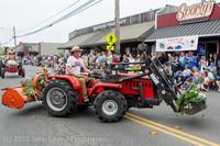 6351 Vashon Strawberry Festival Grand Parade 2013 072013