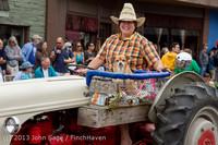 6361 Vashon Strawberry Festival Grand Parade 2013 072013
