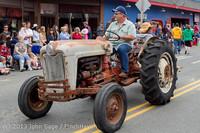 6365 Vashon Strawberry Festival Grand Parade 2013 072013
