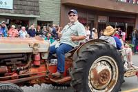 6367 Vashon Strawberry Festival Grand Parade 2013 072013
