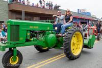 6372 Vashon Strawberry Festival Grand Parade 2013 072013