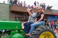 6375 Vashon Strawberry Festival Grand Parade 2013 072013
