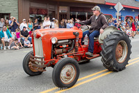 6380 Vashon Strawberry Festival Grand Parade 2013 072013
