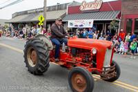 6382 Vashon Strawberry Festival Grand Parade 2013 072013