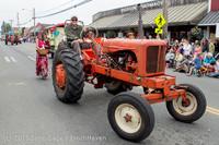 6384 Vashon Strawberry Festival Grand Parade 2013 072013