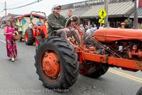 6386 Vashon Strawberry Festival Grand Parade 2013 072013