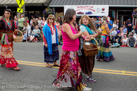 6394 Vashon Strawberry Festival Grand Parade 2013 072013