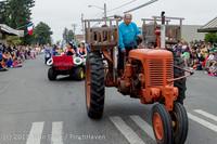 6398 Vashon Strawberry Festival Grand Parade 2013 072013